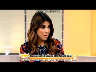 Daniella on BBC